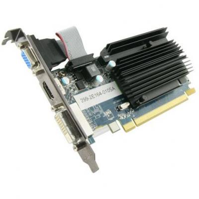 Video card sapphire hd6450 1g d3 bulk
