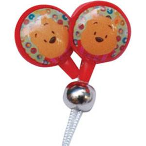 Disney earphone winnie the pooh dsy-hp730 - disney headphone winnie the po
