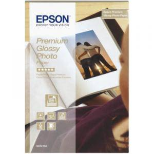 Хартия epson premium glossy photo paper, 100 x 150 mm, 255g/m2, 40 blatt - c13s042153