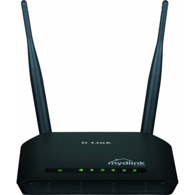 D-link wireless n 300 cloud router with 4 port 10/100 switch - dir-605l