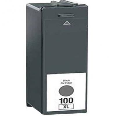 Lexmark #100xl yellow high yield return program ink cartridge for platinum, prestige, prevail, prospect, interact - sci lex100xl-y 7344