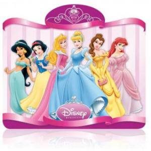 Disney mouse pad princess dsy-mp010 - disney mousepad princess 1