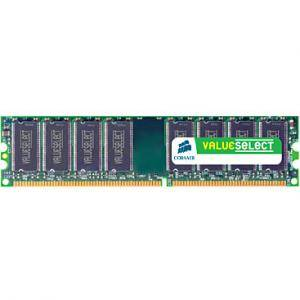 Ram corsair 1gb ddr2 667 - vs1gb667d2/eu g