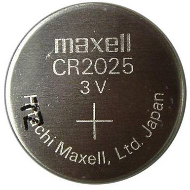 Батерия бутонна maxell cr2025 3v - ml-bl-cr-2025