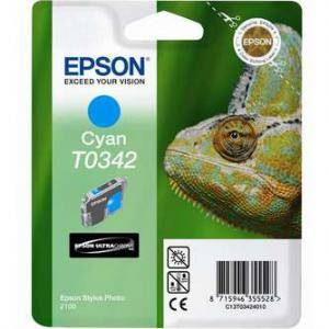 Epson stylus photo ( t0342 ) 2100 cyan - c13t03424010