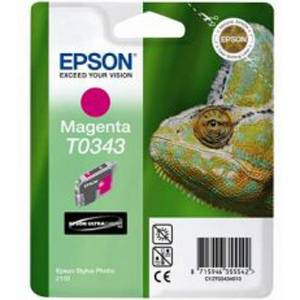 Epson stylus photo ( t0343 ) 2100 magenta - c13t03434010