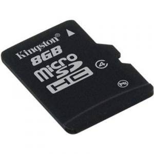 8gb micro sdhc class4 kingston