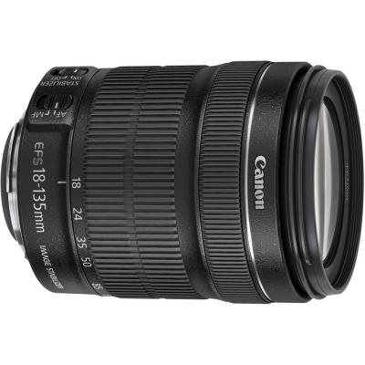 Canon ef-s 18-135mm 18-135 f/3.5-5.6 is lens
