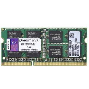 Ram 4gb ddr3 1600 kingston sodimm