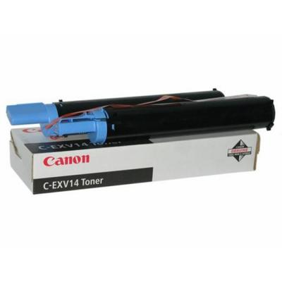 Тонер касета - canon toner c-exv 14 black (single) - 0384b006aa