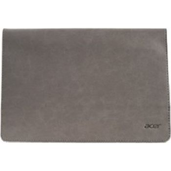 Калъф acer portfolio case for acer iconia w3-810 dark grey - np.bag11.00a