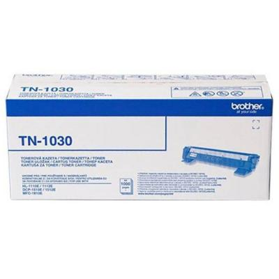 Тонер касета - brother tn-1030 toner cartridge for hl-1110/ hl-1112/ dcp-1510/ dcp-1512 - tn1030