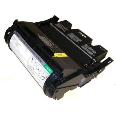 Касета за lexmark optra t630/t632/t634/ibm ip 1332/1352/1372/dell 5200/5300  - 12a7460 - with chip - t630h - prime - 100led t630h p