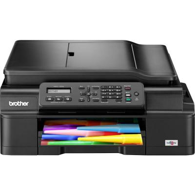 Мастилоструйно многофункционално устройство brother mfc-j200 inkjet multifunctional - mfcj200yj1
