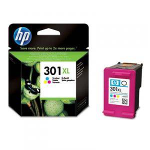 Hp 301xl tri-color ink cartridge - ch564ee