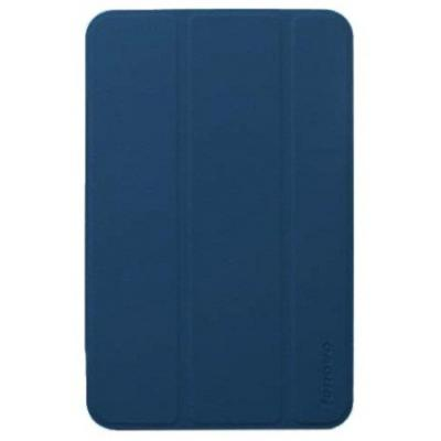 Калъф и протектор - lenovo a3000 gift package dark blue (cover + protector) - 888015515