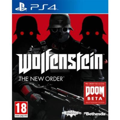 Игра wolfenstein the new order ps4