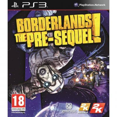 Игра borderlands: the pre-sequel ps3