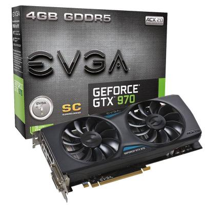 EVGA GEFORCE GTX970
