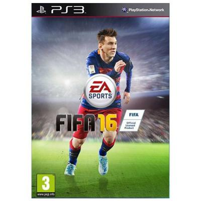 Игра fifa 16 за playstation 3 (ps3) фифа 16