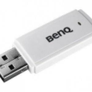 Аксесоар benq usb wireless dongle kit