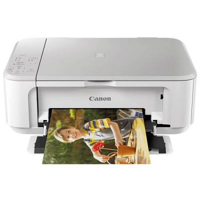 Мастилоструйно многофункционално устройство canon pixma mg3650 all-in-one, wi-fi, white - 0515c026aa