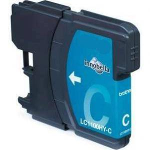 Brother ( lc980c lc1100hyc ) cyan ink cartridge, dcp385c/ dcp585cw / dcp6690cw / mfc6490cw - g&g