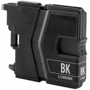 Brother lc-985bk ink cartridge for dcp-j315w series - graphic jet