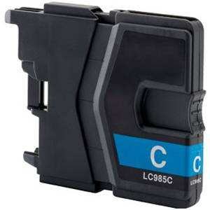 Brother lc-985c ink cartridge for dcp-j315w series - graphic jet