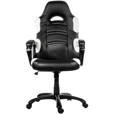 Геймърски стол arozzi enzo gaming chair - white - ar-enzo-wh