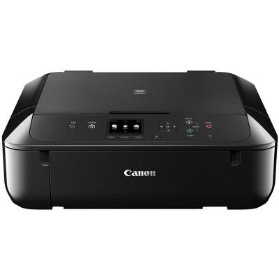 Мастилоструйно многофункционално устройство canon pixma mg5750 all-in-one, wi-fi, black - 0557c006aa