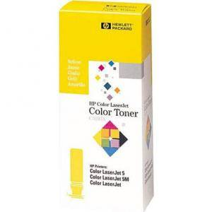 Тонер цветен за hewlett packard (yellow) (color lj) (c3103a)