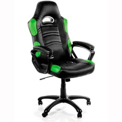 Геймърски стол arozzi enzo gaming chair - green  - ar-enzo-gn