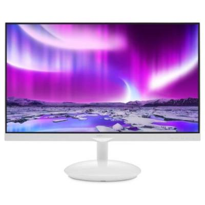 Монитор philips, 27 инча wide ah-ips led, 5 ms, 20m:1 dcr, 250 cd/m2, 1920x1080 fullhd, hdmi, цвят бял  275c5qhgsw/00