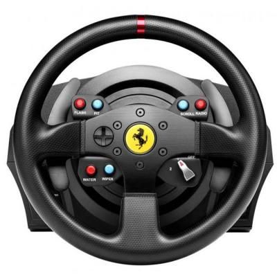 Волан thrustmaster racing wheel t300 ferrari gte ps4/ps3/pc | thrust-rw-t300fgte