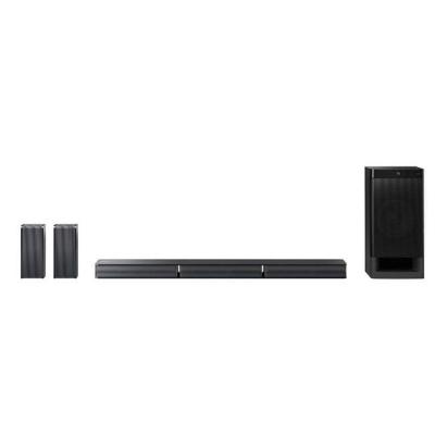 Тонколони sony ht-rt3, 600w 5.1 channel soundbar for tv with bluetooth and nfc, black | htrt3.cel