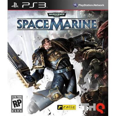 Игра space marine за playstation 3