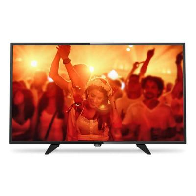 Телевизор philips 40 инча, 4000 series full hd ултратънък led tv 40pft4101/12