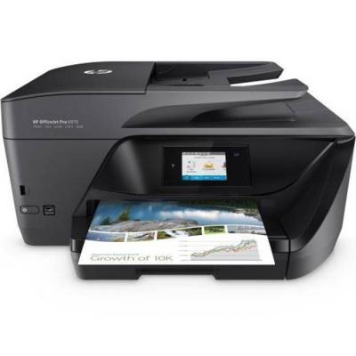 Мастилоструйно многофункционално устройство hp officejet pro 6970 all-in-one printer