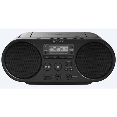 Cd плейър sony zs-ps50 cd player, черен zsps50b.cet