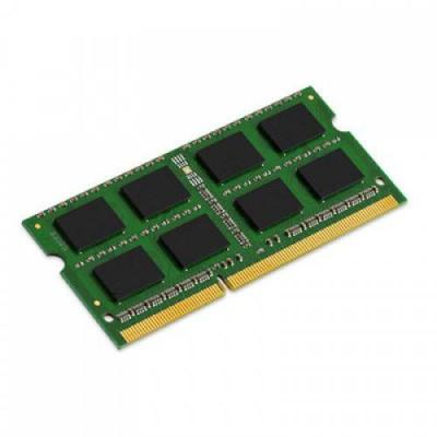 Ram памет kingston 2gb sodimm ddr3l pc3-10600 1333mhz cl9 kvr13ls9s6/2, kin-ram-kvr13ls9s6/2