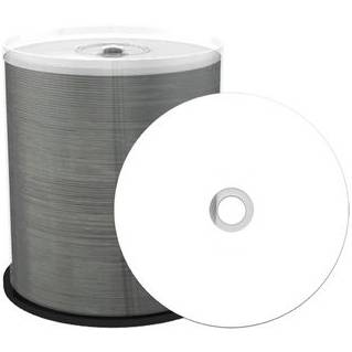 Dvd-r mediarange 4,7gb 16x (printable) - 100 бр. в шпиндел