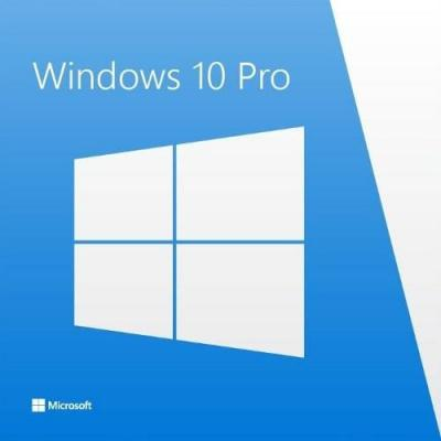 Операционна система windows 10 pro english 64 bit 1pk  dsp dvd oem, soft-ms-fqc-08929