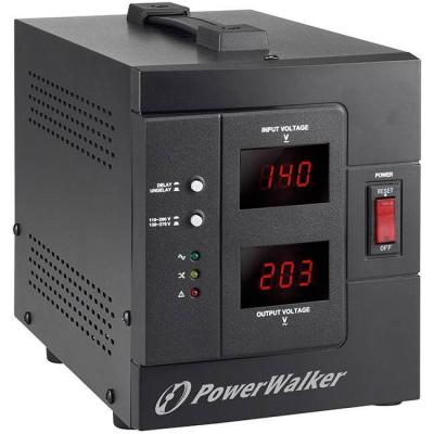 Стабилизатор powerwalker avr 2000 siv, power-avr-2000