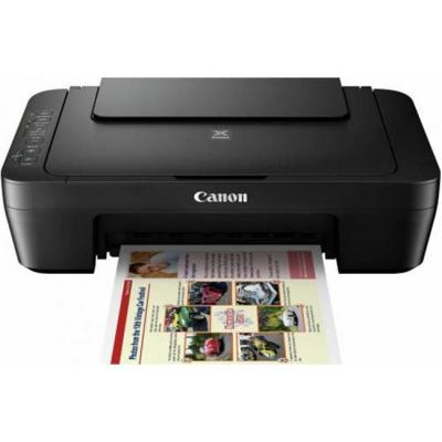 Мастилоструйно многофункционално устройство canon pixma mg3050 all-in-one, wi-fi, черен, 1346c006aa