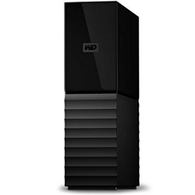 Външен диск hdd 4tb usb 3.0 my book essential new, wdbbgb0040hbk
