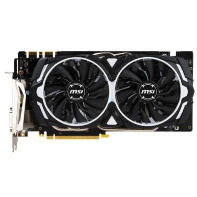Видео карта geforce msi gtx 1070 armor 8g oc, 4719072467432