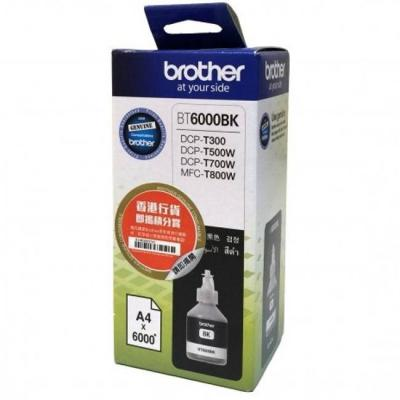 Мастило в бутилка brother bt-6000 black ink bottle bt6000bk