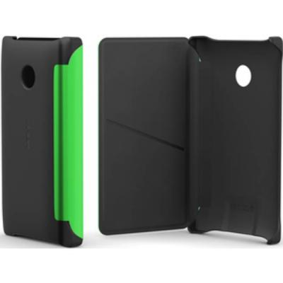 Калъф flip cover lumia 532/435 green