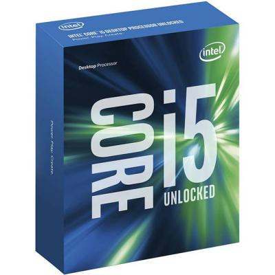 Процесор intel i5-7600k /3.8g/6mb/box/lga1151